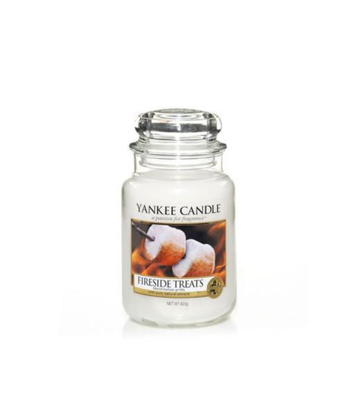 Yankee Candle ароматна свещ FIRESIDE TREATS